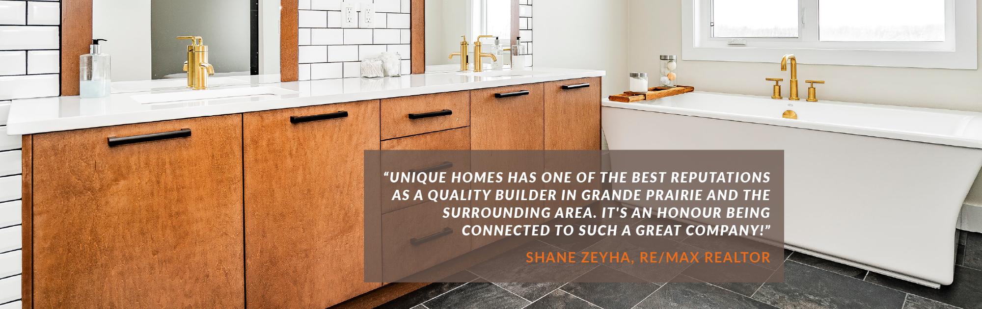 Unique Home Concepts - Residential Builder in Grande Prairie, AB